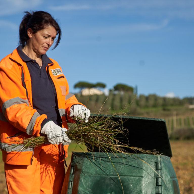 Produrre compost a casa è ancora più facile