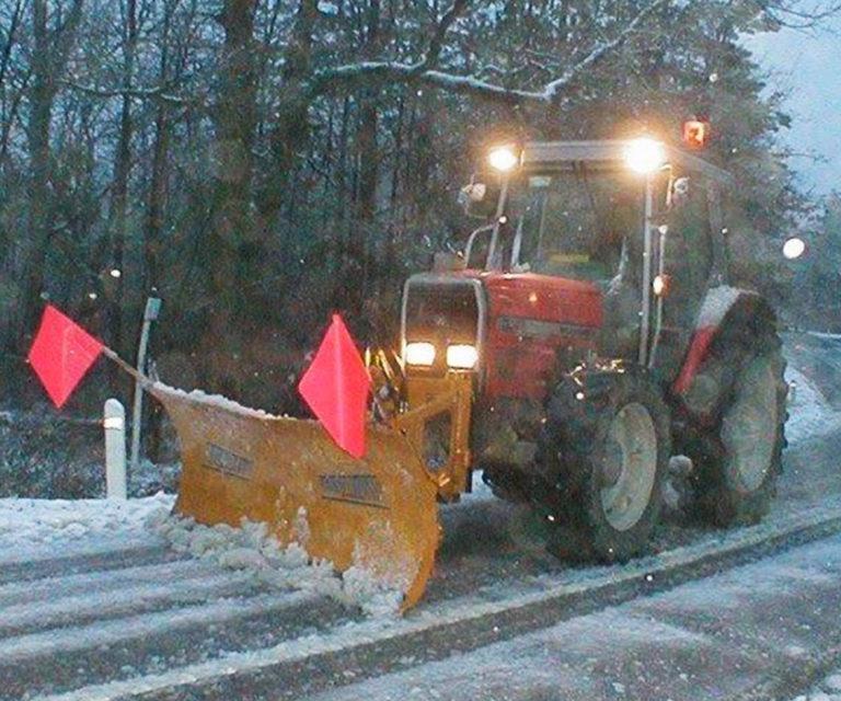 Servizio emergenza neve