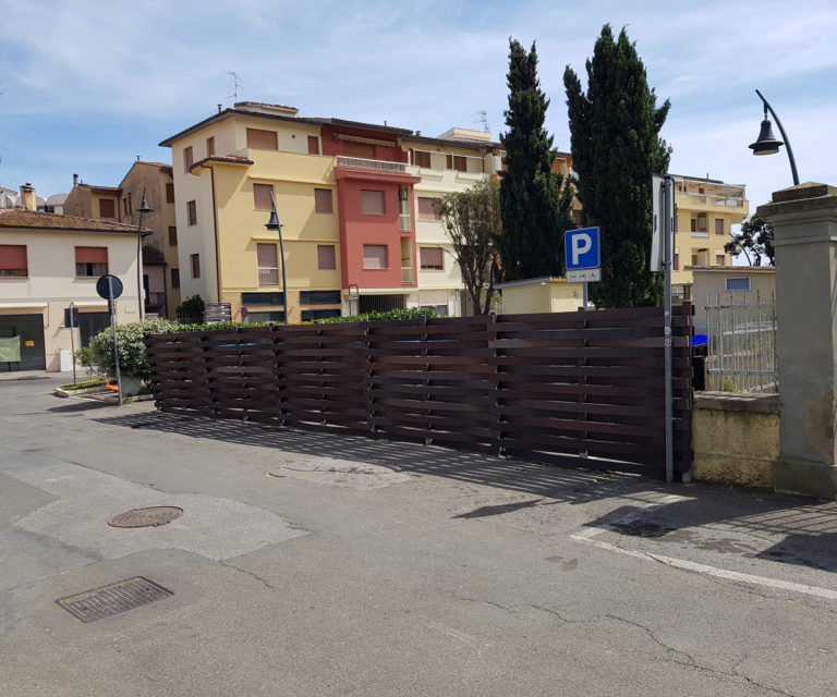 Interventi di sistemazione e mitigazione dell'impatto ambientale delle postazioni stradali
