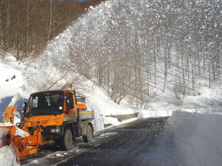 Emergenza neve: l'importante è agire con tempestività